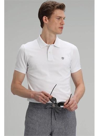 Lufian Laon Spor Polo T- Shirt   Lacivert